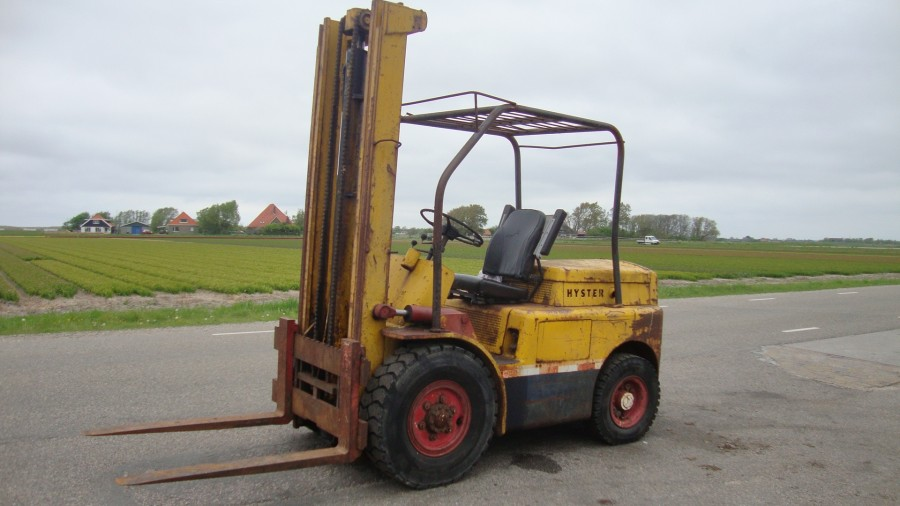 Hyster 3 ton
